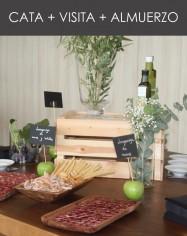 Cata + Visita Bodega + Almuerzo