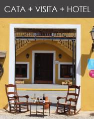 Cata + Visita Bodega + Cena + Hotel rural + Desayuno
