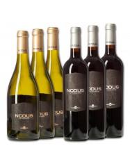 Chardonnay - Tinto de autor - Caja de 6 botellas de vino