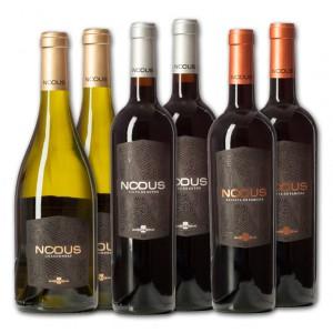 Chardonnay - Reserva de familia - Tinto de autor - Caja de 6 botellas de vino