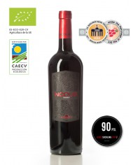 Vino tinto Nodus Bobal - Caja de 6 botellas de vino tinto