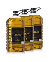 aceite de oliva virgen Nodus - CAJA 3 garrafas 5L