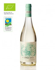 Capellana blanco - Caja de 6 botellas de vino blanco