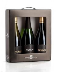 Estuche de 3 botellas - Nodus