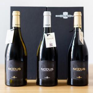 Estuche Nodus 3 botellas